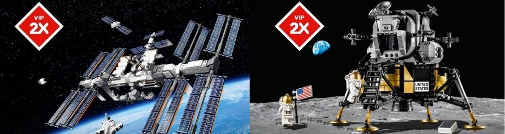 Dubbele LEGO VIP-punten mei 2021