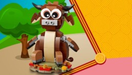 Gratis LEGO 40417 Year of the Ox