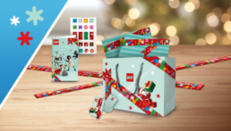 Gratis LEGO 5006482 Holiday Gift Set