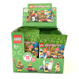 LEGO 71029 Collectable Minifigures series 21
