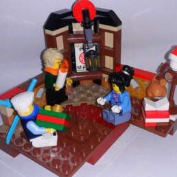 Kerstvignet - Avron Schuttelaars