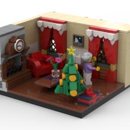 Kerstvignet - Joeri van Hout
