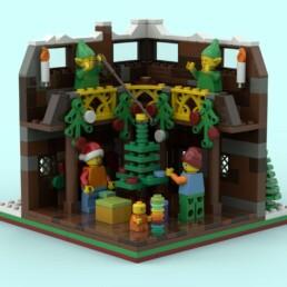 Kerstvignet - Stijn Heuvelman