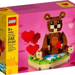 LEGO 40462 Valentine's Bear