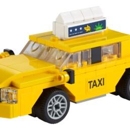 LEGO 40468 Yellow Taxi