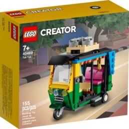 LEGO 40469 Tuk Tuk