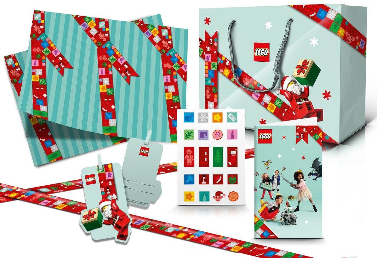 LEGO 5006482 Holiday Gift Set