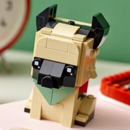 LEGO BrickHeadz 40440 German Shepherd