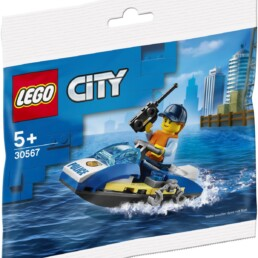 LEGO City 30567 Police Jet Ski