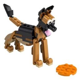 LEGO Creator 30578 German Shepherd