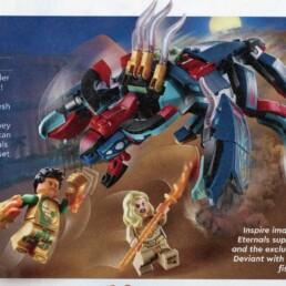 LEGO Marvel 76154 Deviant Ambush!