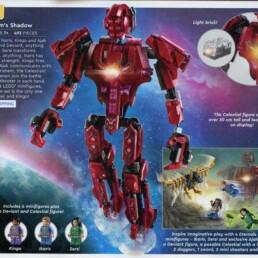 LEGO Marvel 76155 In Arishem's Shadow