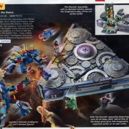 LEGO Marvel 76156 Rise of the Domo