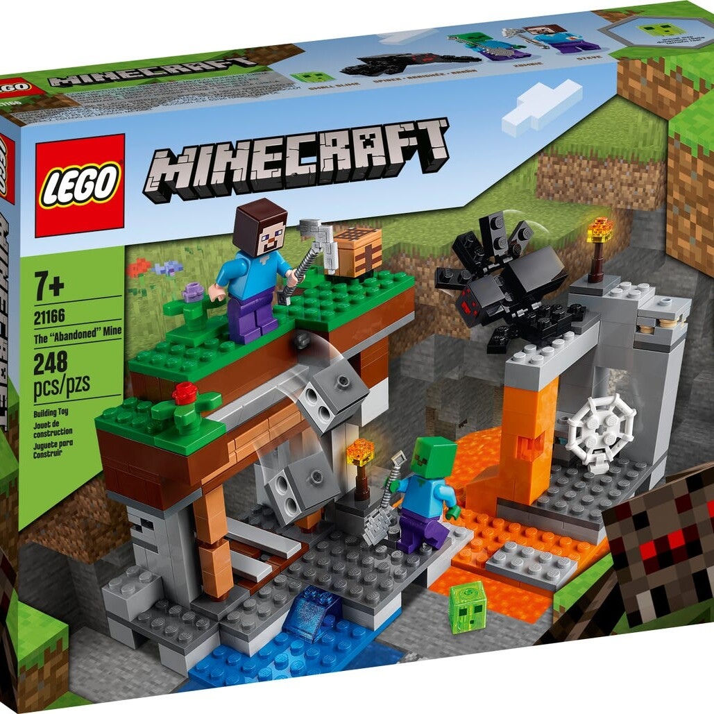 LEGO Minecraft 21166 The Abandoned Mine