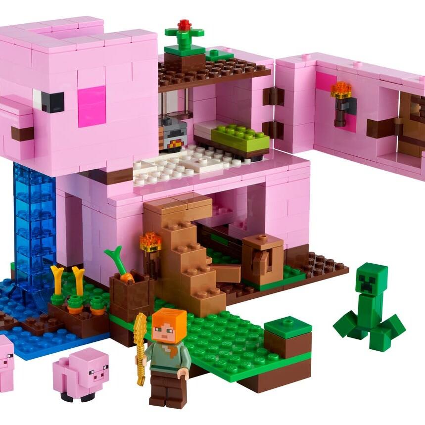 LEGO Minecraft 21170 The Pig House