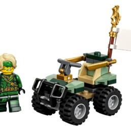 LEGO Ninjago 30539 Lloyd's Quad