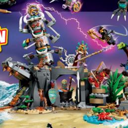 LEGO Ninjago 71747 The Guardian Village