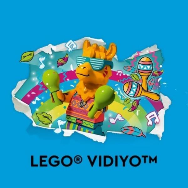 LEGO Vidiyo winter 2021 sets