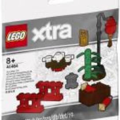 LEGO Xtra 40464 Chinatown