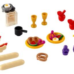 LEGO Xtra 40465 Food