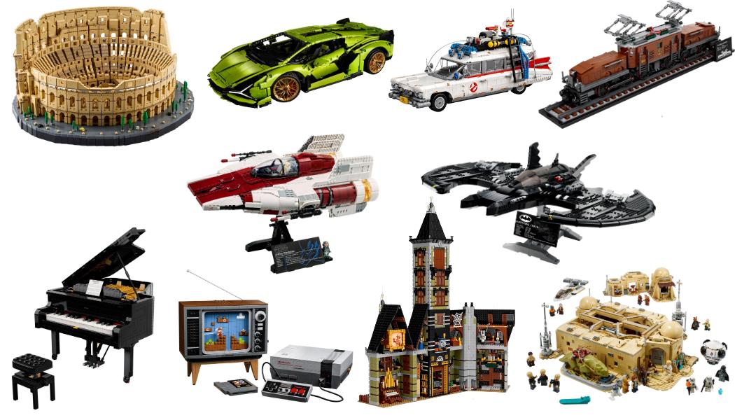LEGO jaaroverzicht 2020