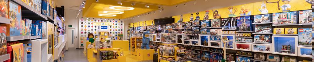 LEGO promoties LEGO Store