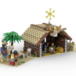 Nativity Set - Florien Sijbers-Bos