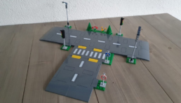 [Review] LEGO City 60304 Road Plates