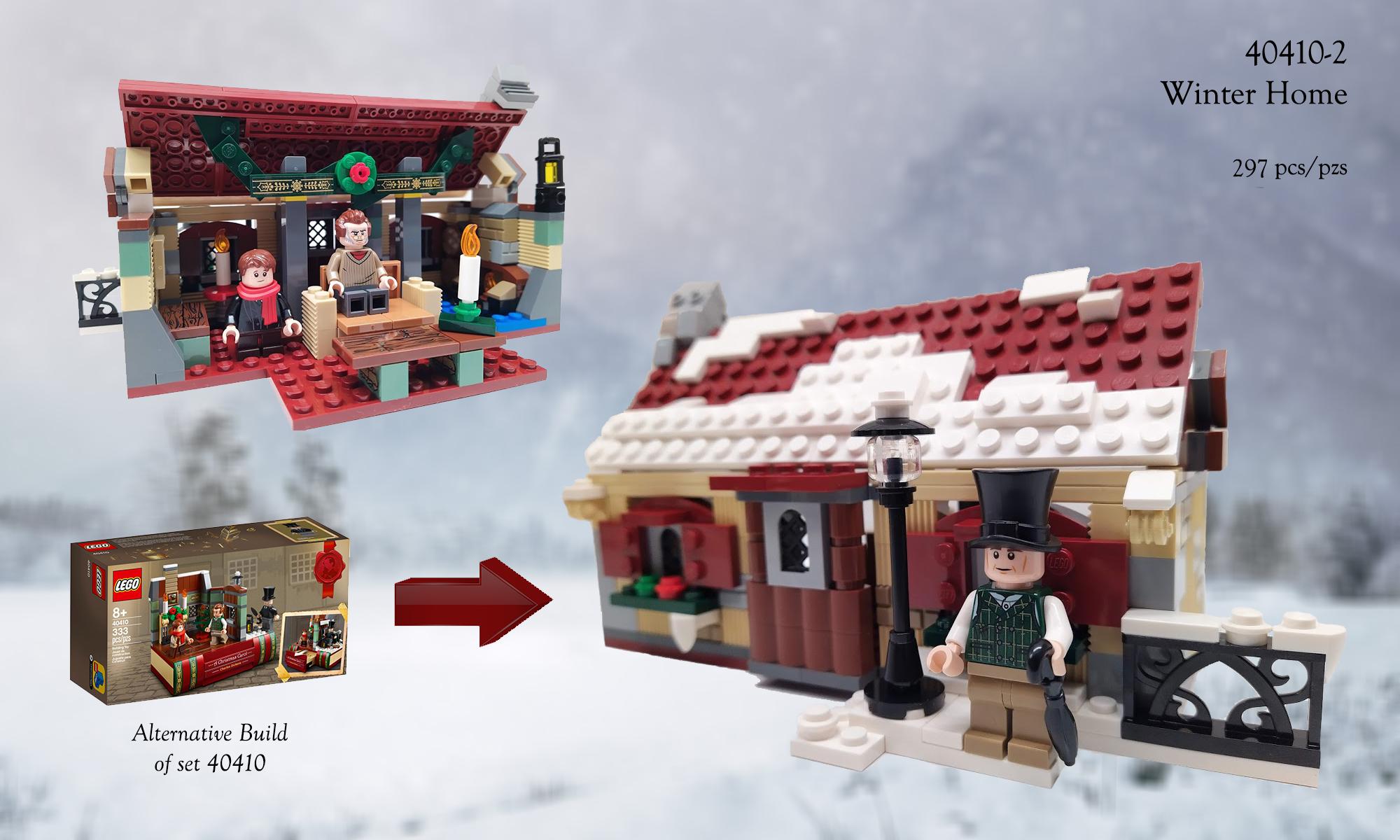Winter Home 40410-2 Header