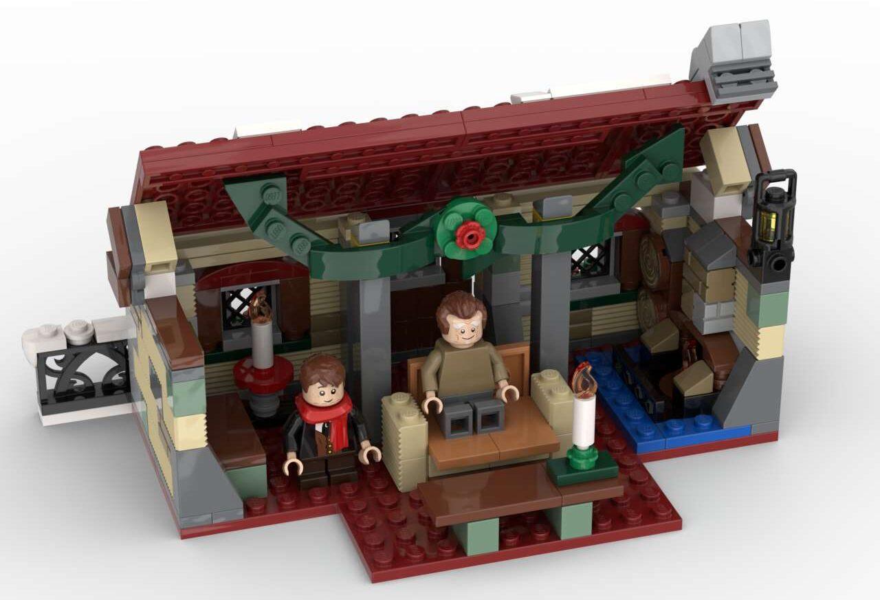 Winter Home Inside