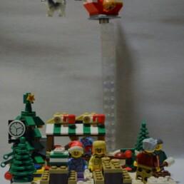 kerstvignet - Iain McGing