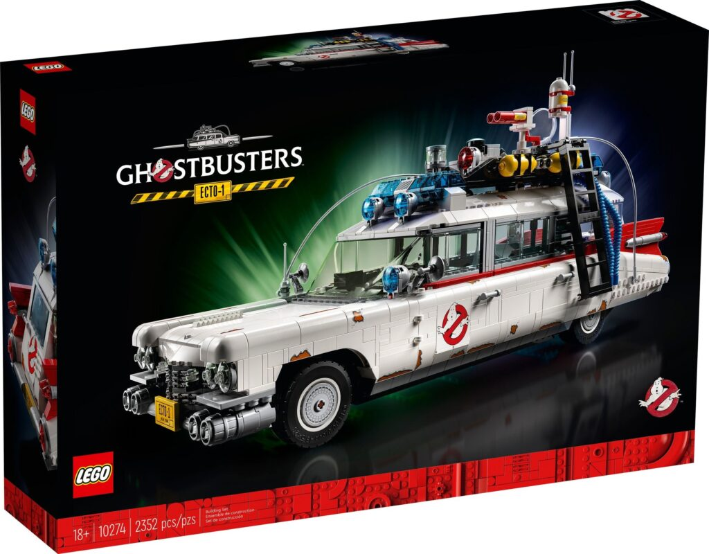 10274 Ghostbusters Ecto-1