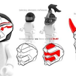 Element Design EHD DR Mask 01-03