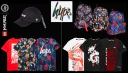 HYPE X LEGO - Ninjago Streetwear Collection