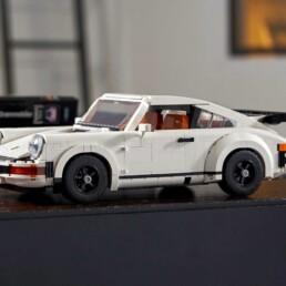 LEGO 10295 Porsche 911 Turbo and 911 Targa