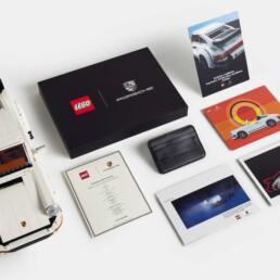 LEGO 10295 Porsche 911 Turbo and 911 Targa - Porsche Owners Pack