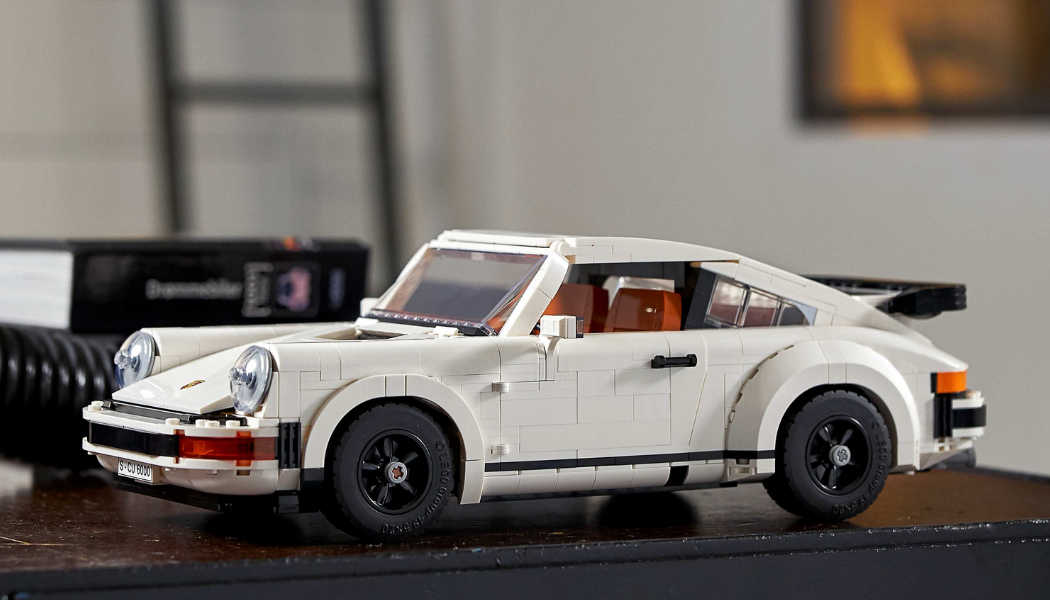 LEGO 10295 Porsche 911 Turbo and 911 Targa