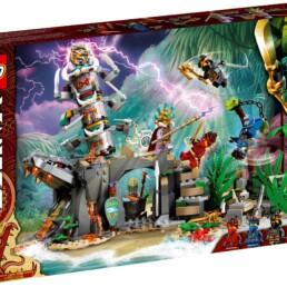 LEGO 71747 NINJAGO The Keepers' Village