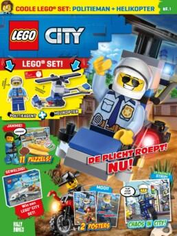 LEGO City 1-2021