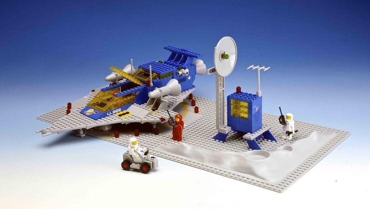 LEGO Classic Space 928