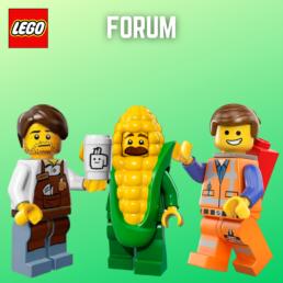 LEGO Forum Banner