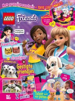 LEGO Friends 1-2021
