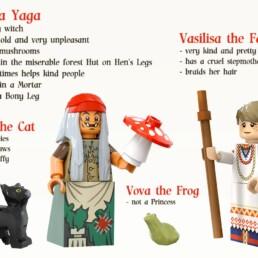 LEGO Ideas Baba Yaga