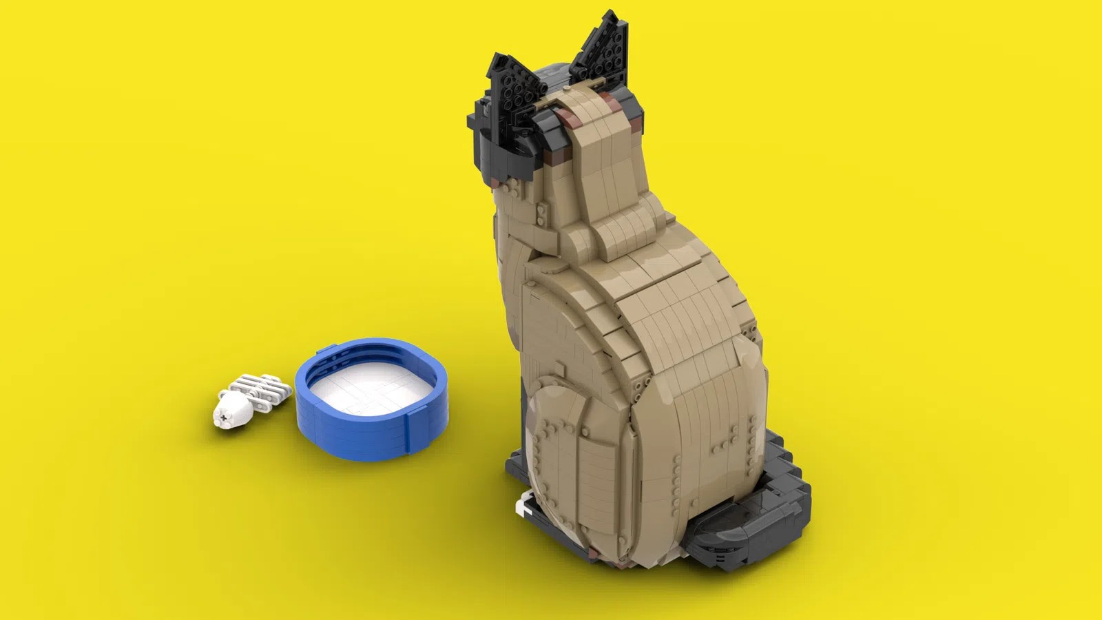 LEGO Ideas Cat