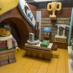 LEGO Ideas Claus Toys