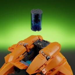 LEGO Ideas Metroid Samus Aran's Gunship