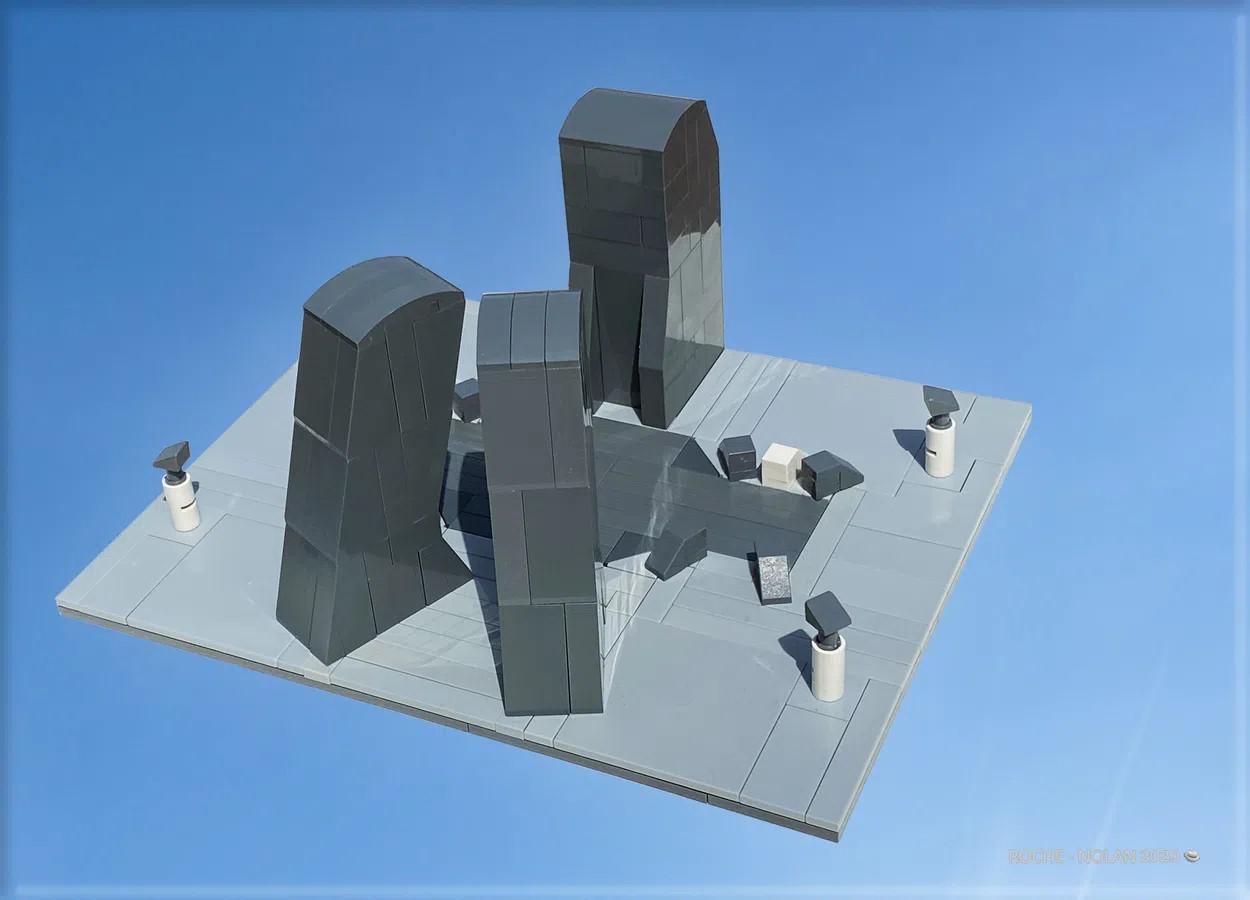 LEGO Ideas NASA's SLS and Artemis
