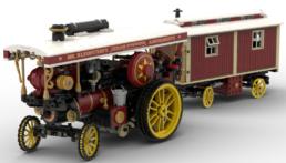 LEGO Ideas Showman's Engine
