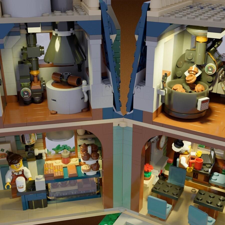 LEGO Ideas The House of Chocolate