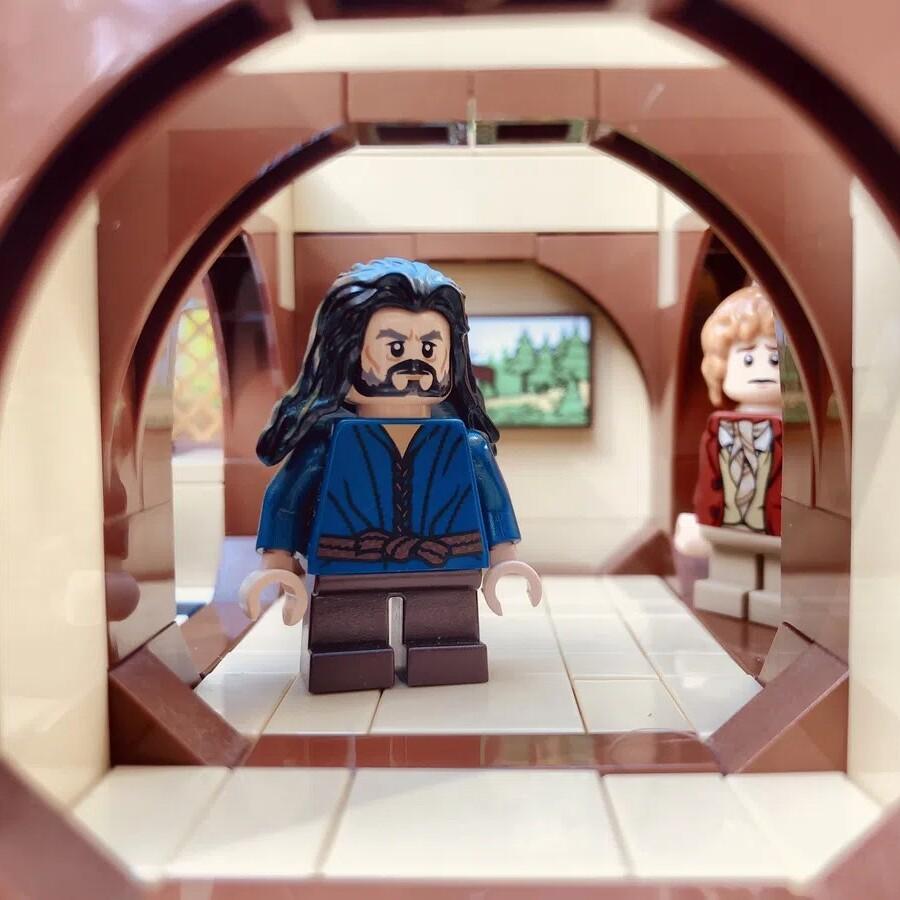 LEGO Ideas The Shire
